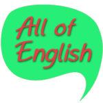 Todo acerca del inglés.