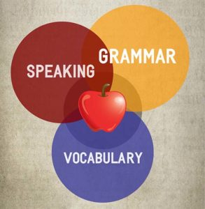 GRAMAR SPEAKING VOCABULARY pk