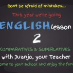 Summer English Lesson II. Comparative and Superlative